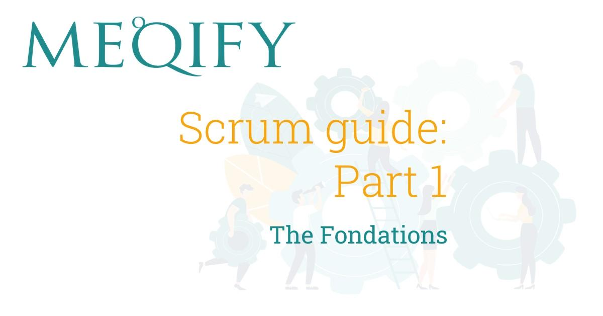 Scrum guide 2020 hardware the foundations