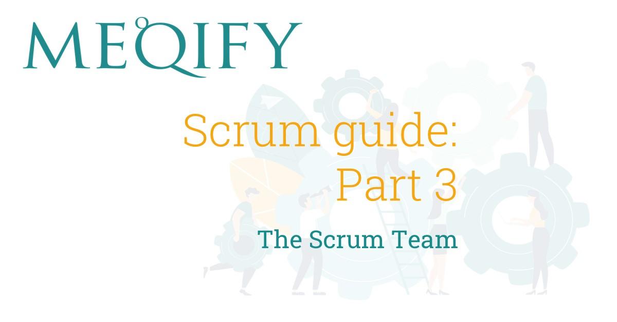 Scrum Guide 2020 vs 2017 Part 3: The Scrum Team